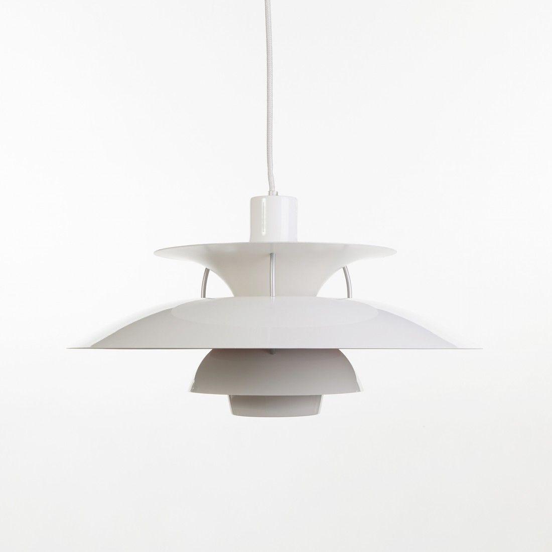Henningsen 50 Pendant Lamp Mid century Midcentury modern and