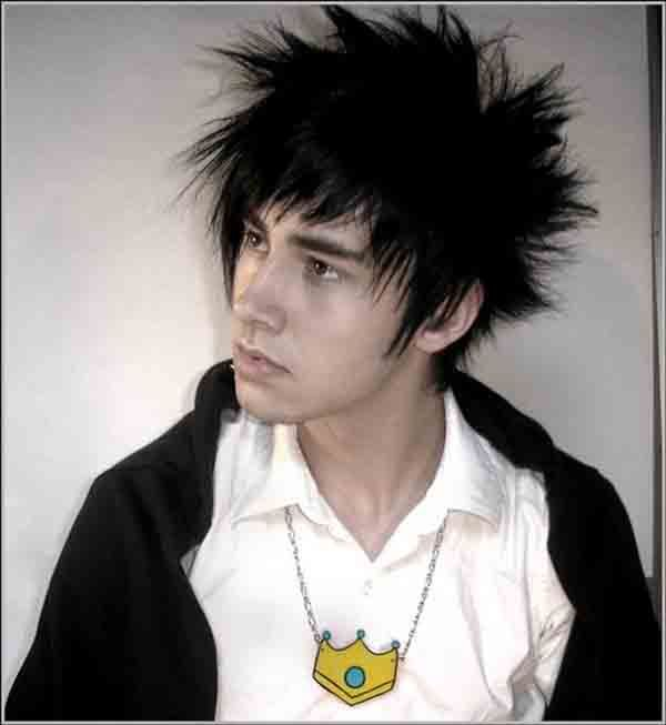 Creating An Emo Hairstyle Plus Hairstyles Medium Hair Styles Emo Hairstyles For Guys Hair Styles