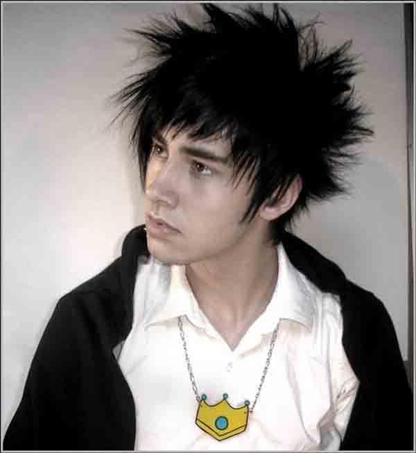 Emohairstyleof Short Hairstyles Pinterest Emo Emo - Emo hairstyle boy 2016