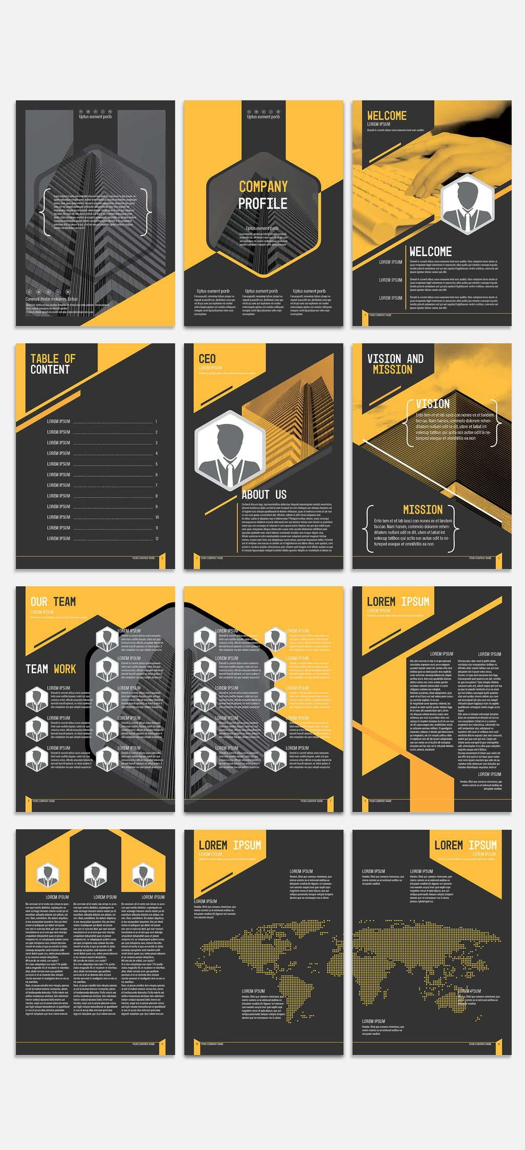 Brochure Template Photos Royalty Free Images Graphics Vectors