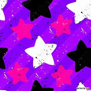 Pink white and black stars on purple striped background star pink white and black stars on purple striped background altavistaventures Image collections