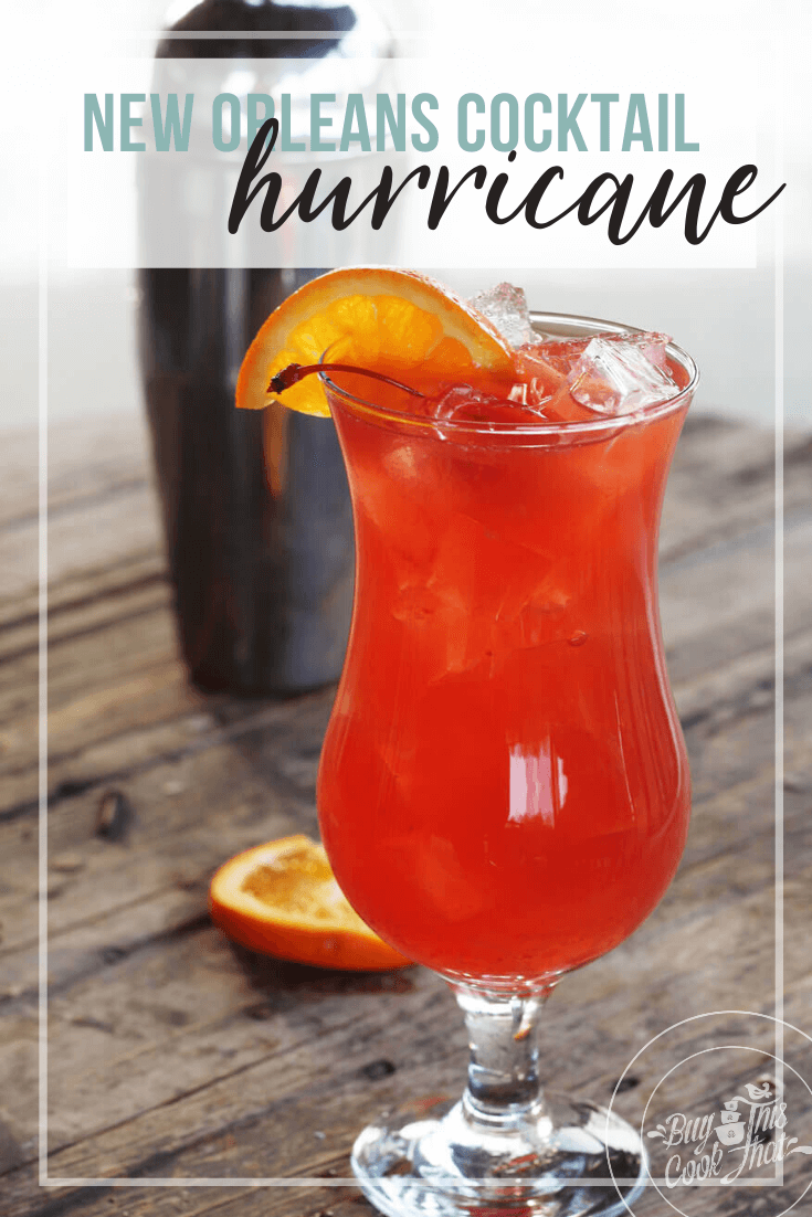 Hurricane Cocktails In 2020 Hurricane Cocktail Recipe Hurricane Drink Recipe Cocktails