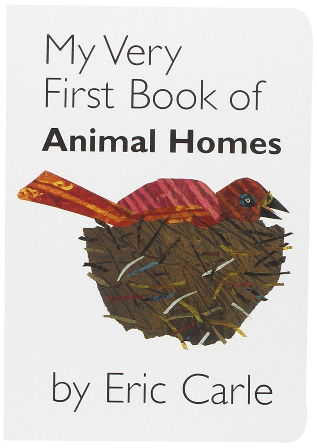 amazon com my very first book of animal homes 9780399246470
