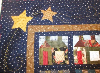 Sweet P Quilting and Creations: Slow Stitching Sunday...