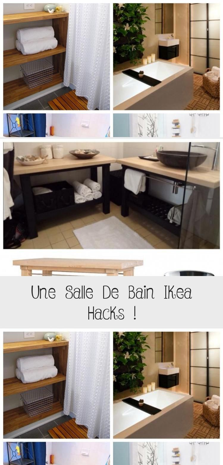 Une Salle De Bain Ikea Hacks Home Decor Ikea Furniture