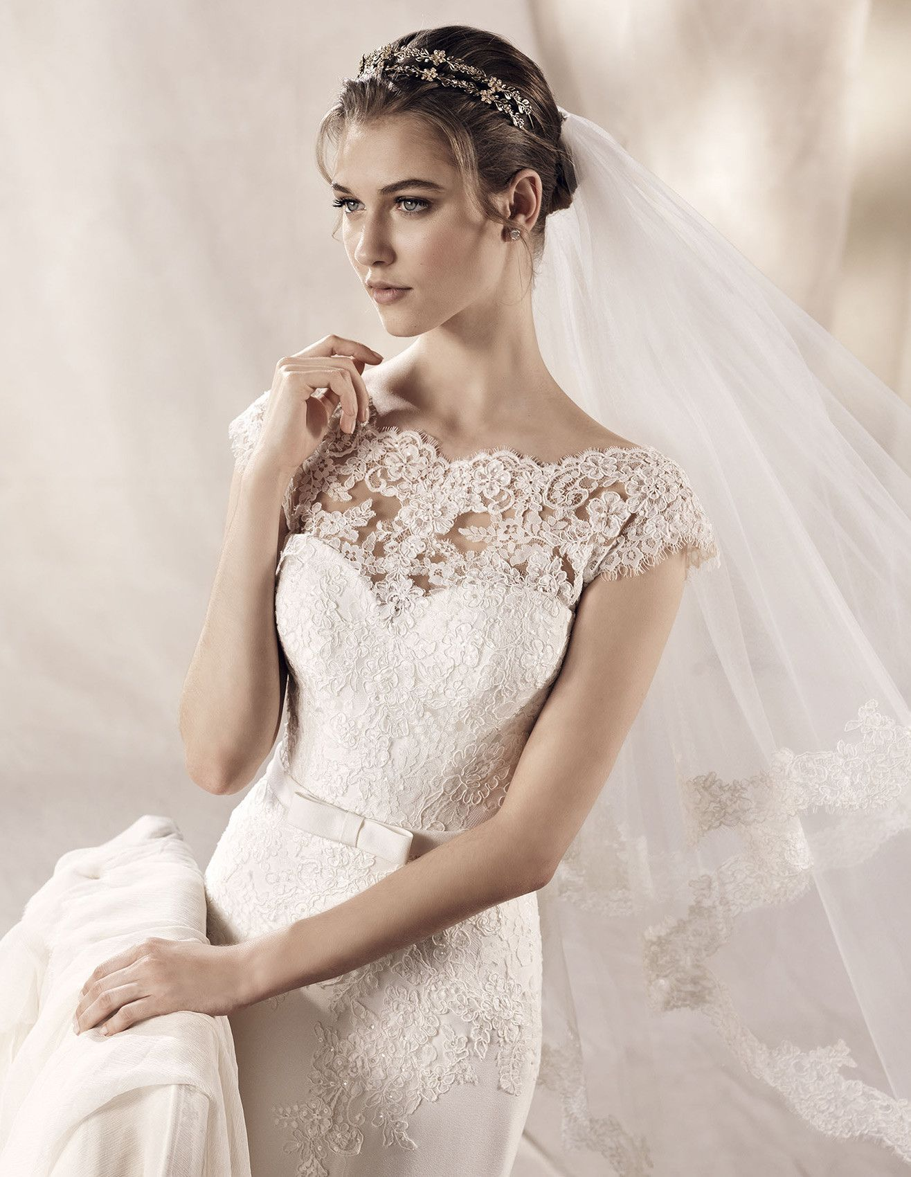 brautkleid yuriana | Wedding | Pinterest | Brautkleid