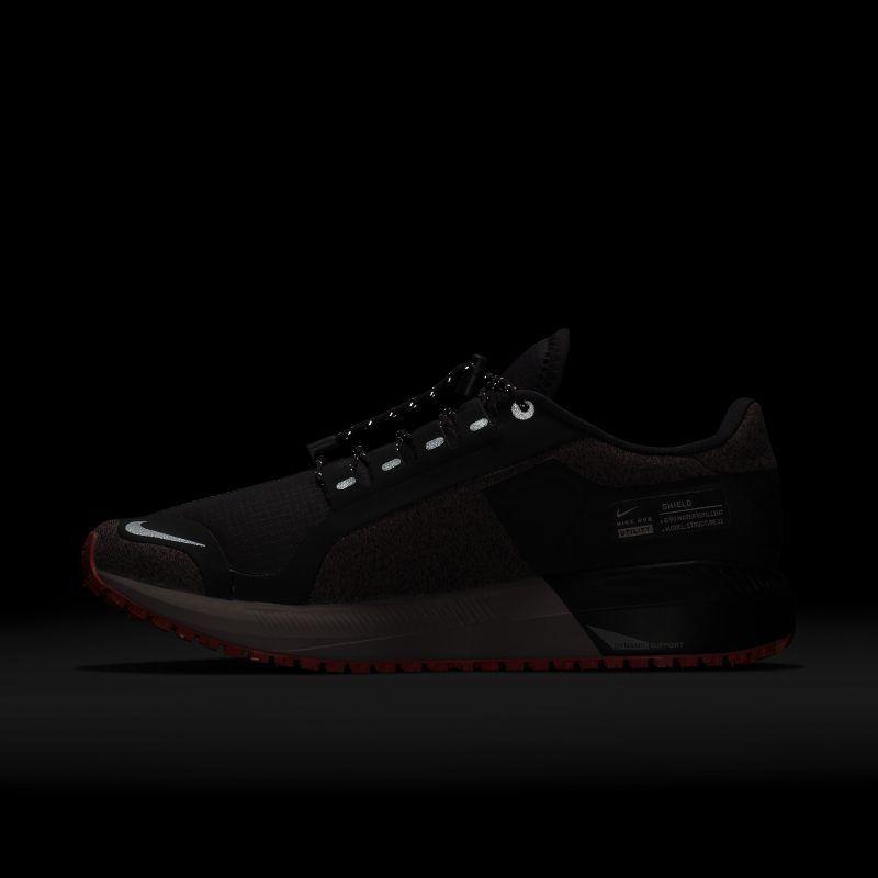 201b1deb9ac0 Nike Air Zoom Structure 22 Shield Women s Running Shoe - Grey ...
