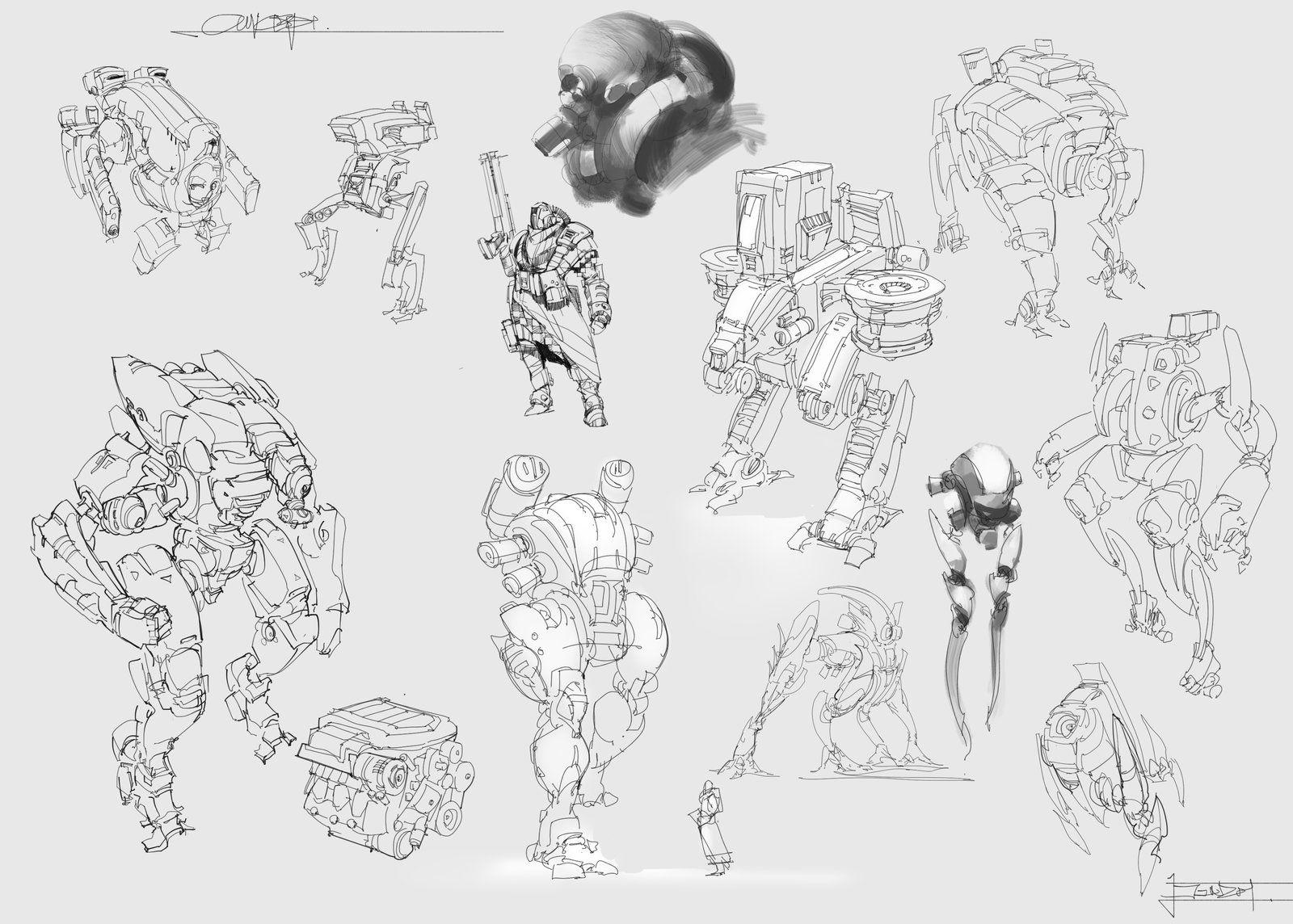 Concept, Ray Jin on ArtStation at https://www.artstation