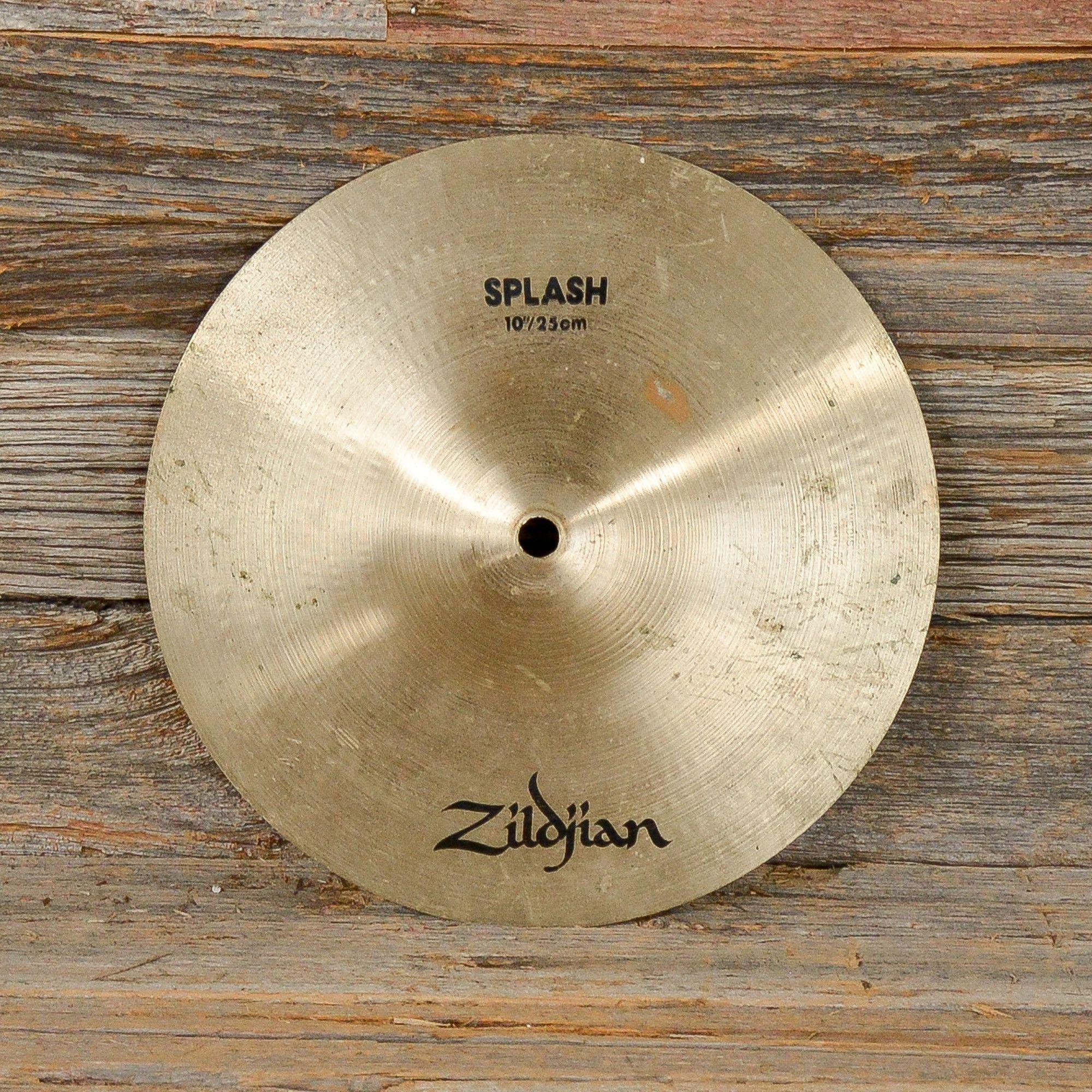 Zildjian 10 Inch Avedis Splash USED