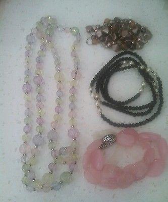 Plastic Jewelry Wearable Lot