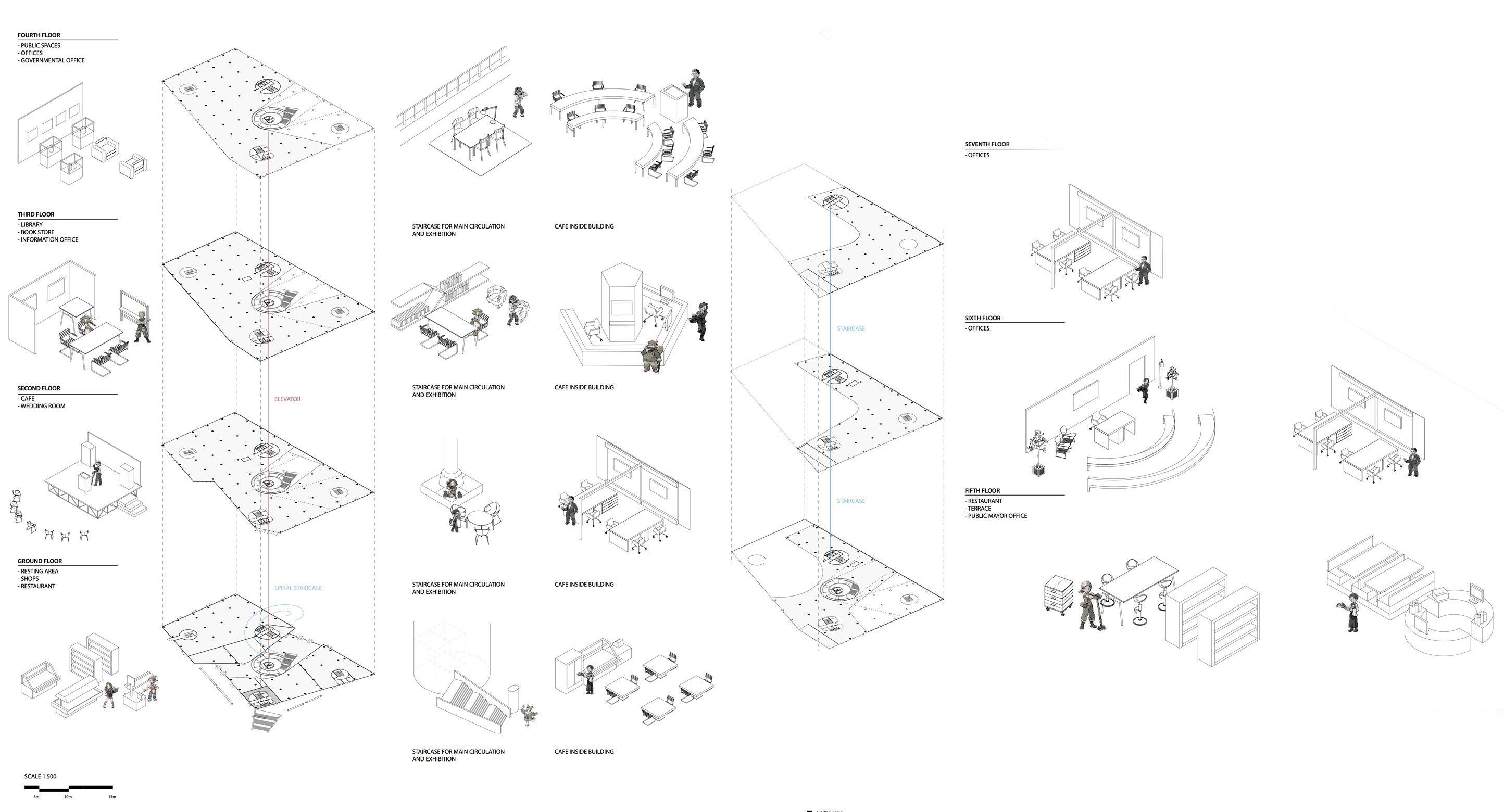 credit kannawat limratepong floor plan activity isometric