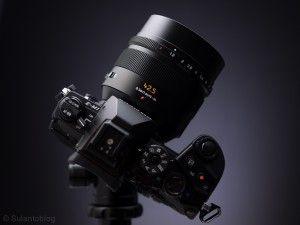 Panasonic Leica 42,5 mm f/1.2 kuvia (varoitus sisältää pornoa!)