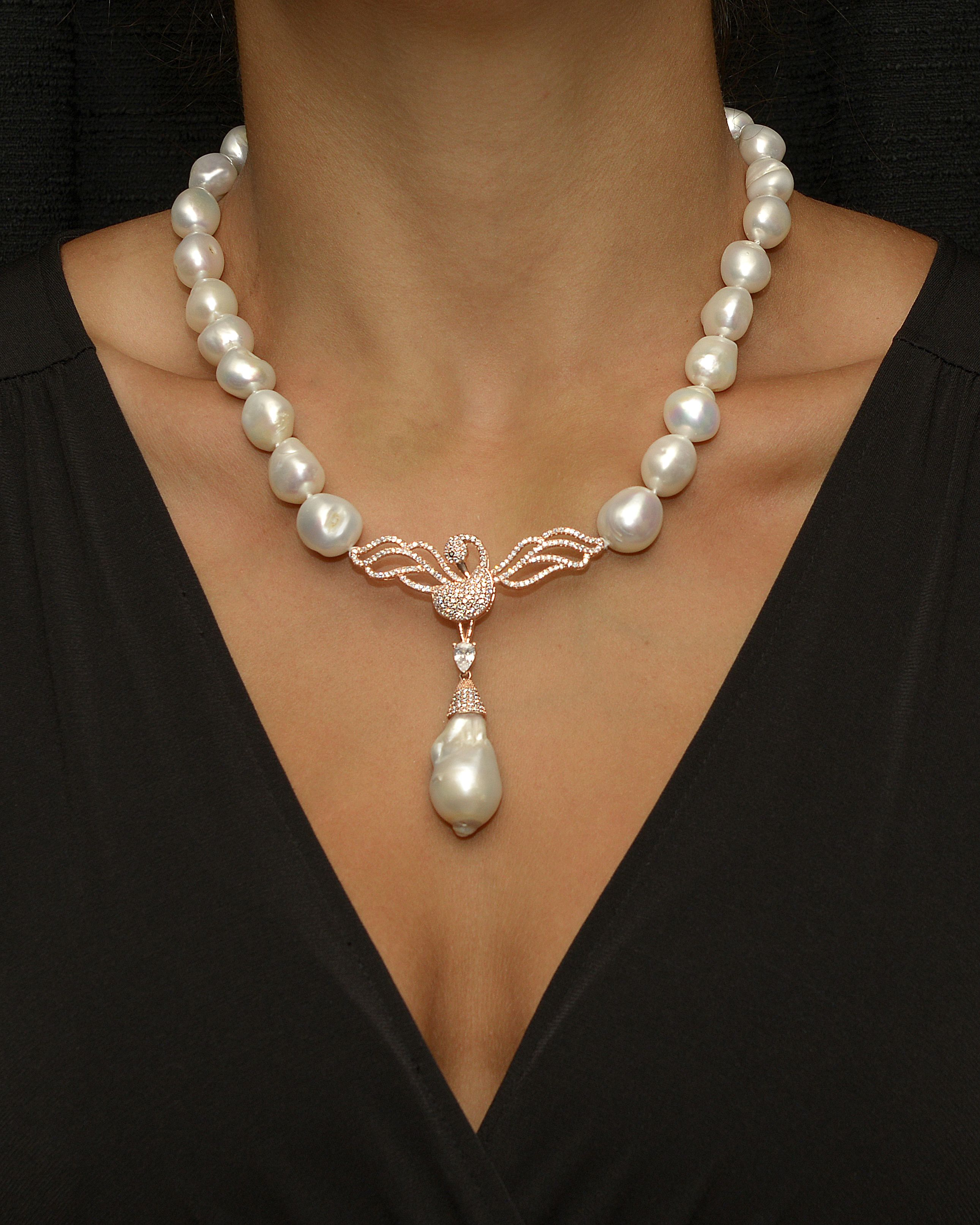 4d32c9c9e8ca The Odette Anthology  - Pearl Necklace is part of the  NaughtonBraun LBD  blog and video. These potato  pearls are sensual to feel!