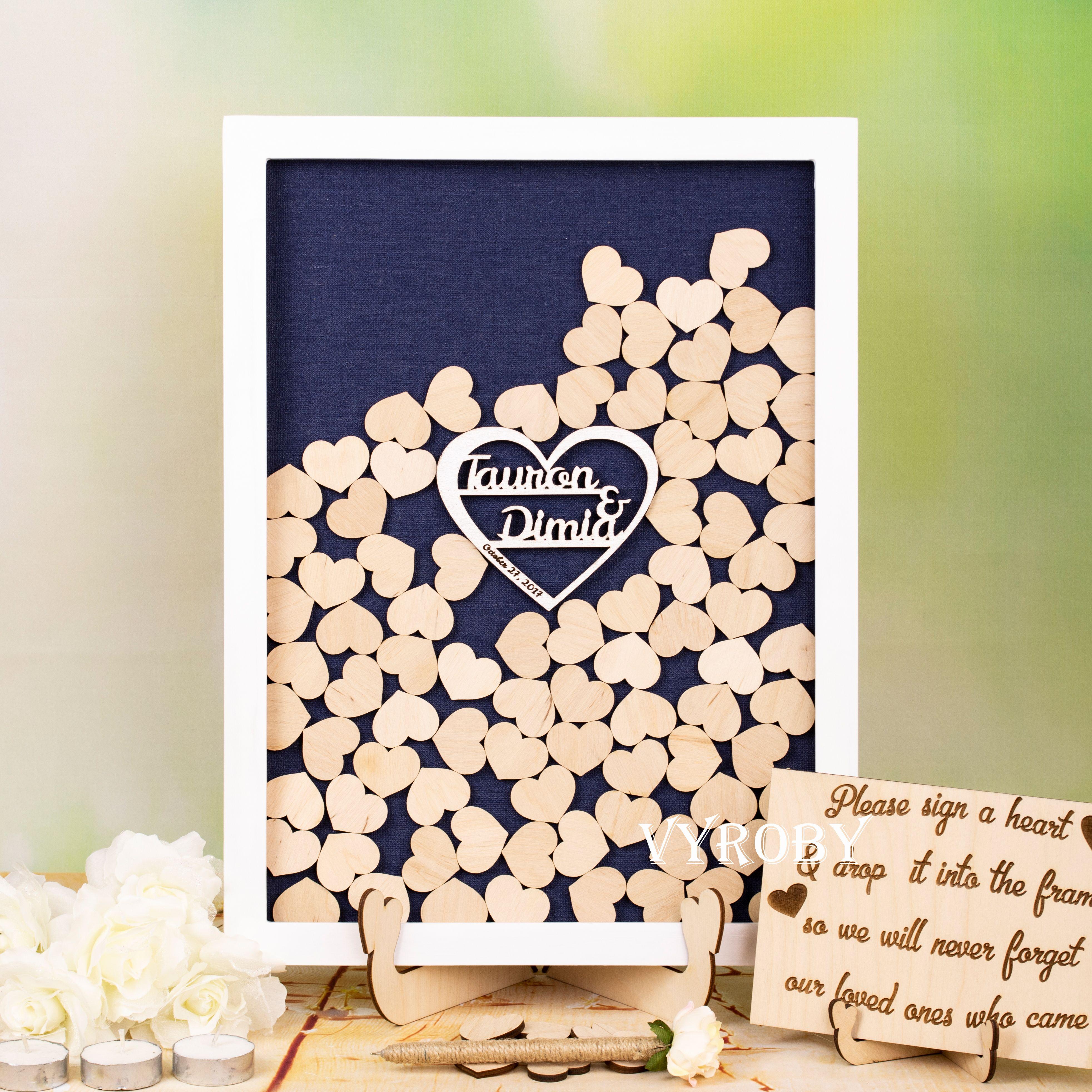 Wedding Memory Book Ideas: Guest Book Alternative Ideas Drop Box Wedding Guest Book