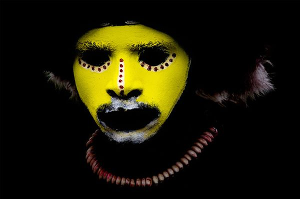 Hagen Festival, Papua New Guinea by Eric Lafforgue2
