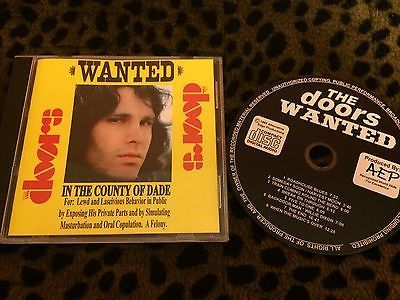 Wanted in the County of Dade - German 2003 re-release (originally released in 1992)