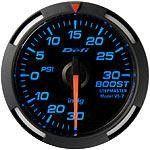 DEFI Blue Racer 52mm Boost Gauge Gauges, Cleaning kit