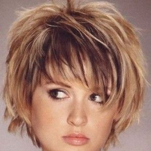 Short Hairstyles For Thick Hair Delectable Hairstyles For Women Over 55  Sassy Short Haircuts For Thick Hair