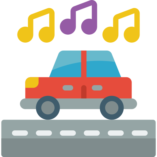 Road Trip Free Vector Icons Designed By Smashicons Vector Free Free Icons Vector Icon Design