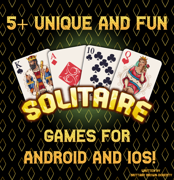 The Best Solitaire Games for Android and iOS! Solitaire