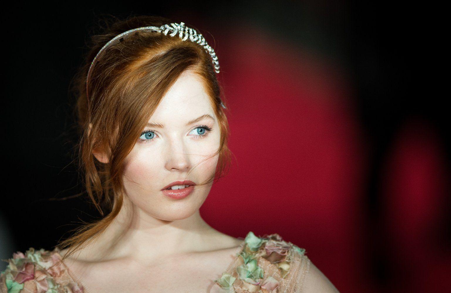 Ellie Bamber Actress Nocturnal Animals Born Eleanor