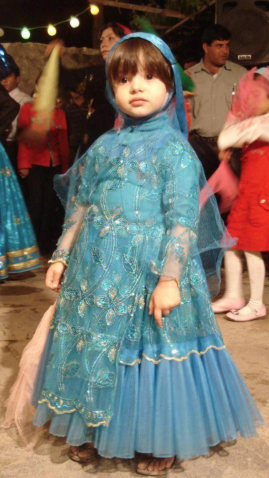 Iran - abito tradizionale