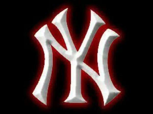 Nyy Logo New York Yankees Pinterest Ny Yankees