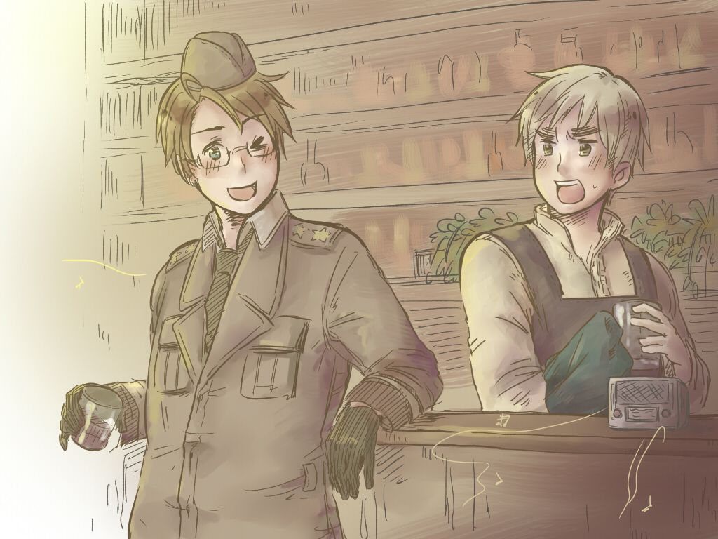 world war 2 well meet again fanfic
