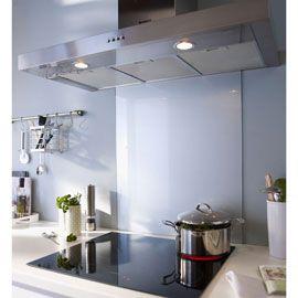 code promo 52458 24614 Crédence en verre gris 60 x 70 cm | Cuisine | Pinterest ...
