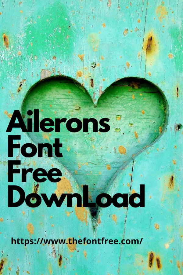 Aileron Light Font Free Download