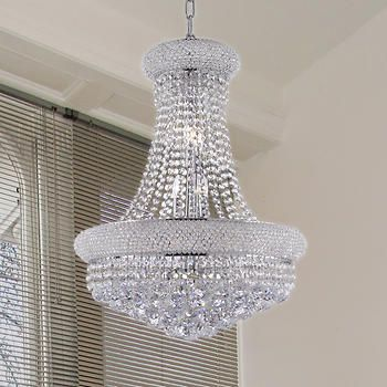Lighting by pecaso la rioja chandelier in polished chrome 26l x lighting by pecaso la rioja chandelier in polished chrome 26l x 20 mozeypictures Gallery