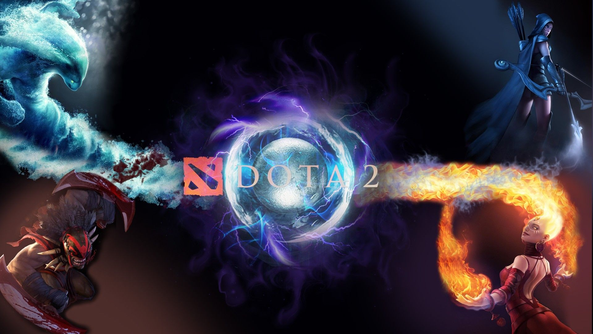Dota 2 Heroes Images Dota 2 Wallpapers Hd Dota 2 Wallpaper Dota 2