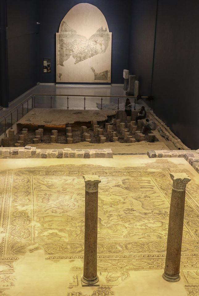 Hatay Arkeoloji Müzesi'nden...