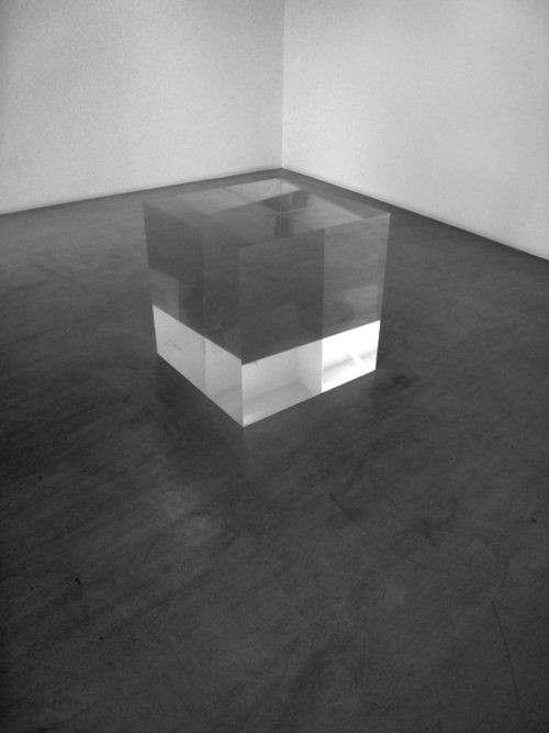 Anish Kapoor, Almost Nothing