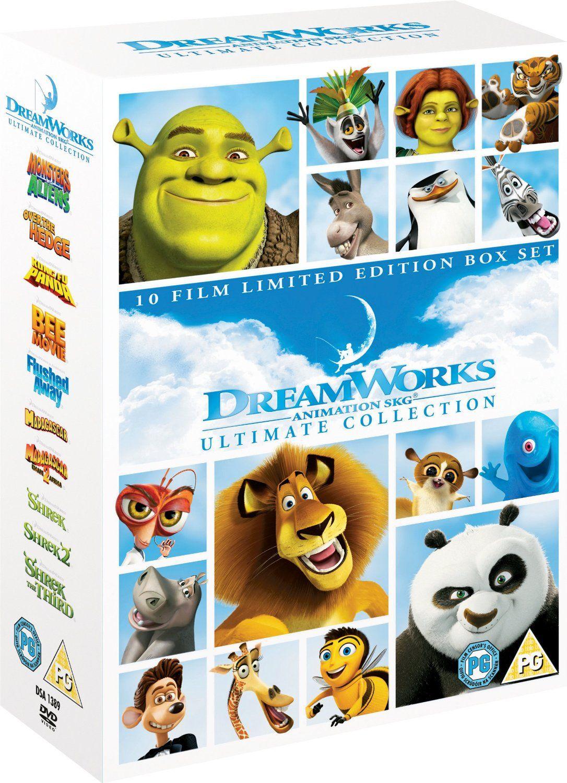 Collection Dreamworks Ebay Disney Dvd  |Dreamworks Disney Dvd Collection