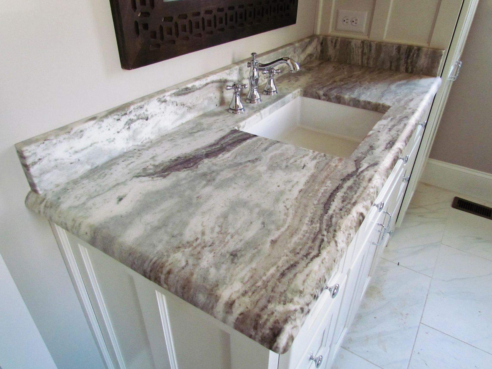Superior 50+ Leathered Granite Countertops Reviews   Kitchen Island Countertop Ideas  Check More At Http: