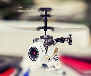 Helicóptero / C de la cámara espía Nano R