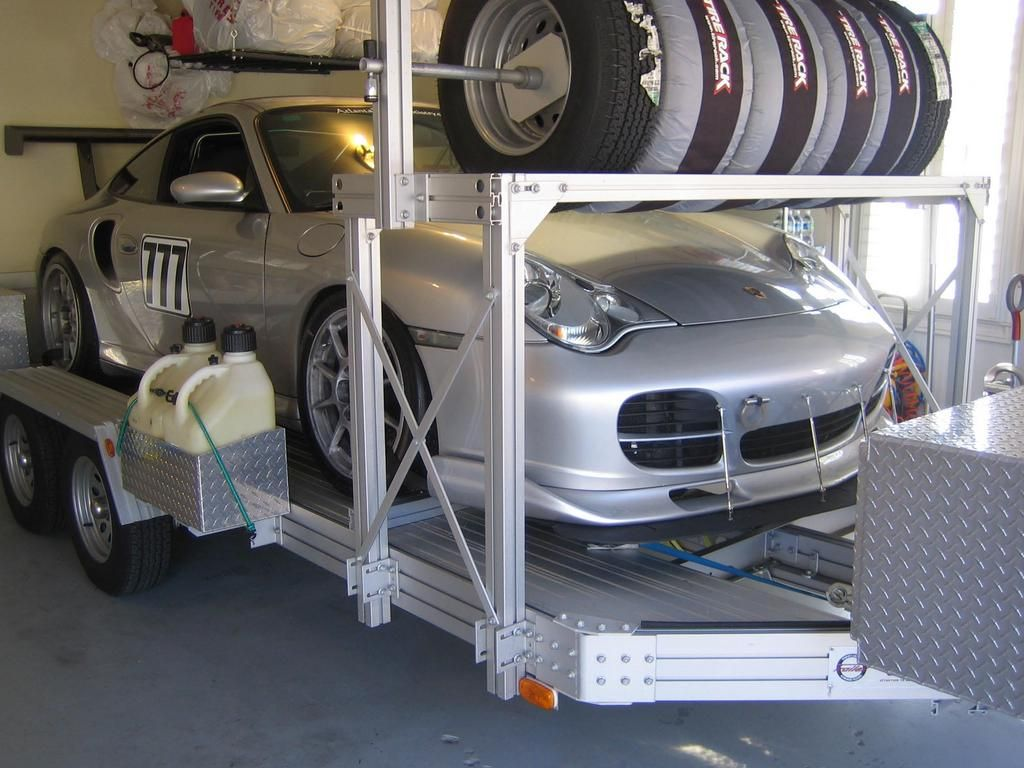 18' open trailer needs tire rack help - Page 3 - Rennlist ...