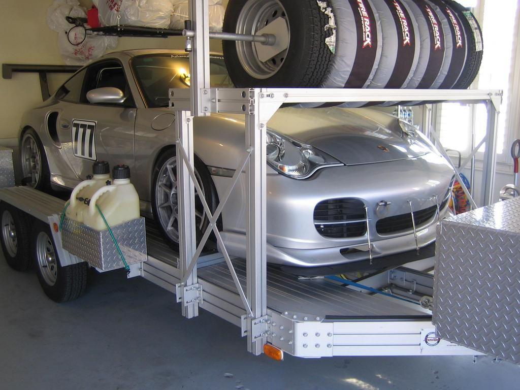 18' open trailer needs tire rack help - Page 3 - Rennlist ...