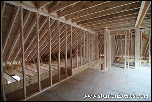 How Much Does It Cost To Finish A Third Floor Or Attic Nc Homes