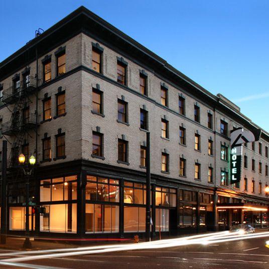 Ace Hotel Portland Best Boutique Hotels Downtown