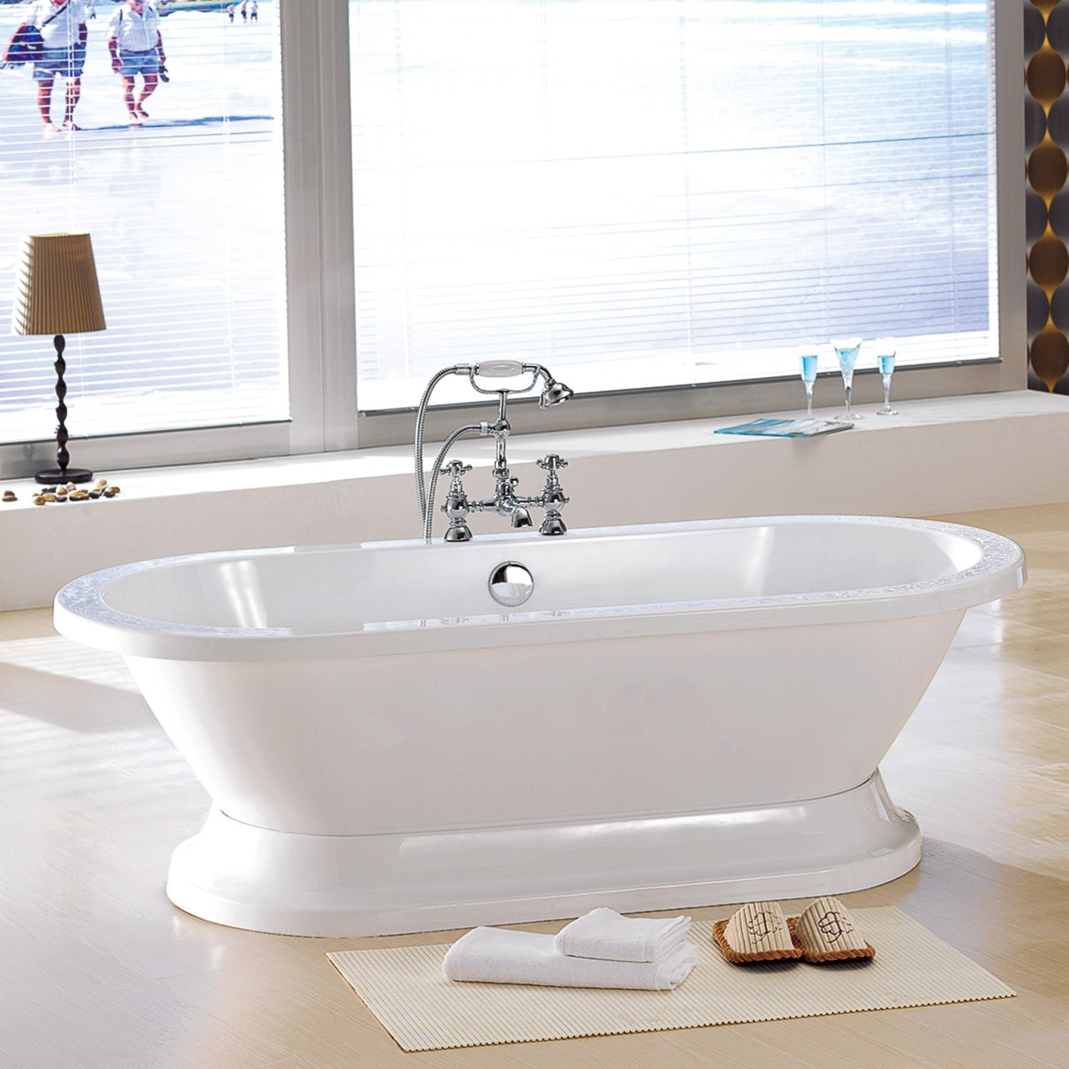 Famous Bath Vanities New Jersey Big Bathroom Design Tools Online Free Shaped Bathroom Tempered Glass Vessel Sink Vanity Faucet Led Bathroom Globe Light Bulbs Old Ada Bathroom Stall Latches OrangeRoman Bath London Wiki 1000  Images About Bathroom Ideas On Pinterest | Vacation Rentals ..