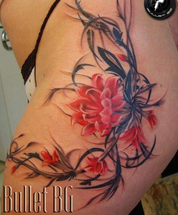Stunning side piece