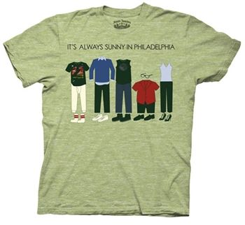 always sunny outfits shirt this officially licensed it s always