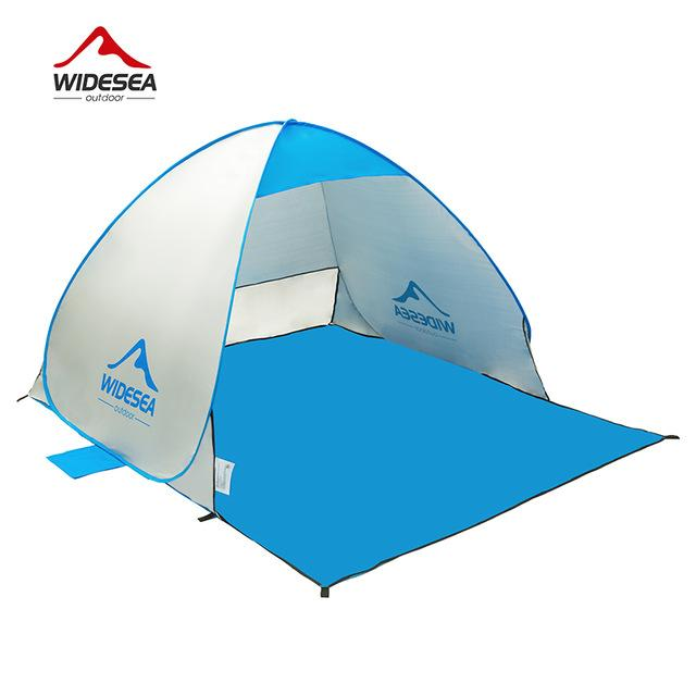 2017 new beach tent pop up open 1-2person quick automatic open 90% UV  sc 1 st  Pinterest & 2017 new beach tent pop up open 1-2person quick automatic open 90 ...