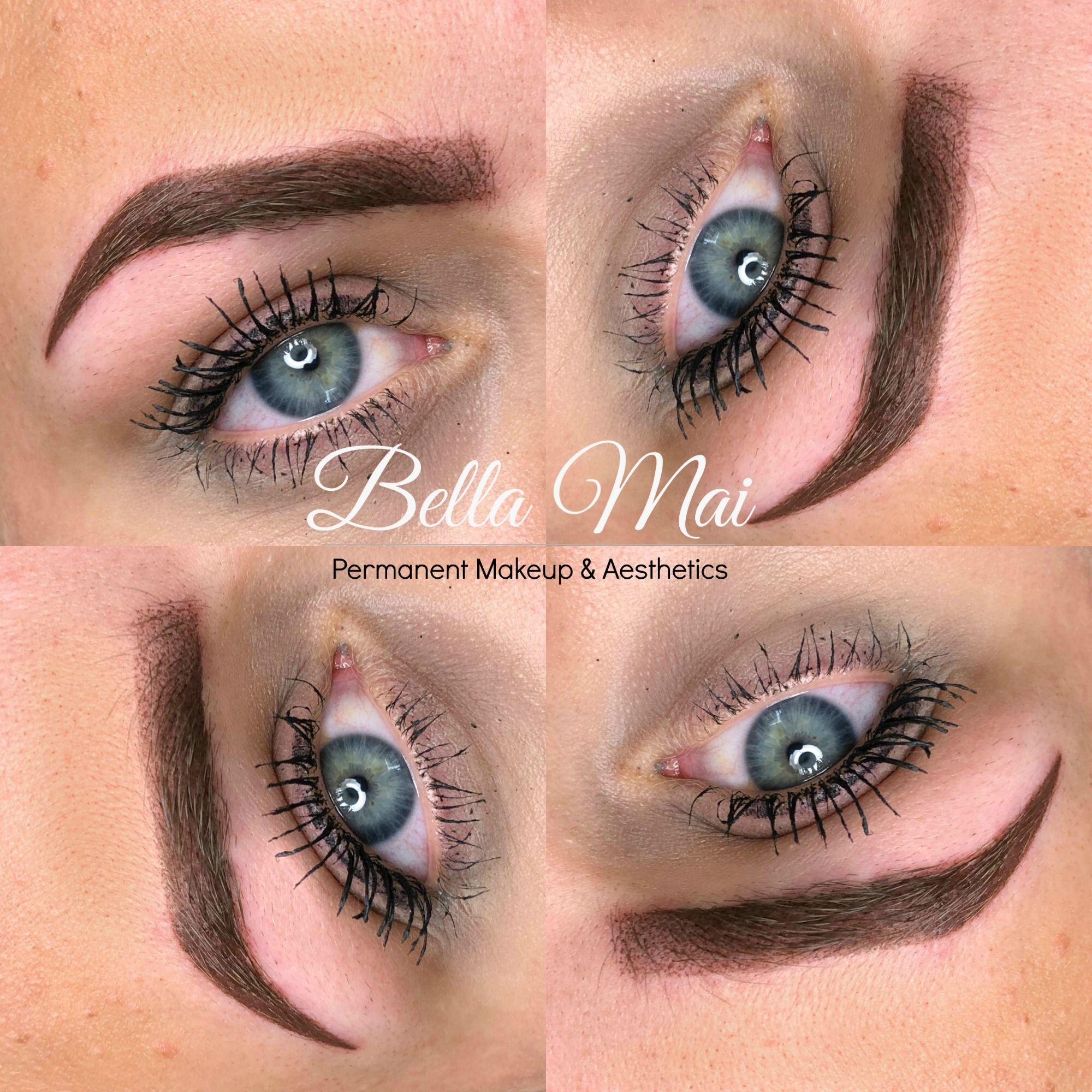 Ombre Eyebrows Ombre eyebrows, Permanent makeup, Eyebrow