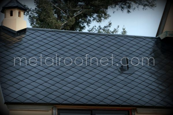 Introducing Porcelain Dipped Steel Shingle Roofing Roof Shingles Metal Shingles Metal Roof