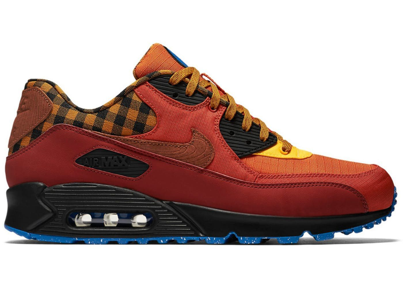 Nike 90 Campfire Pack in 2019 | Nike air max 90s, Air max