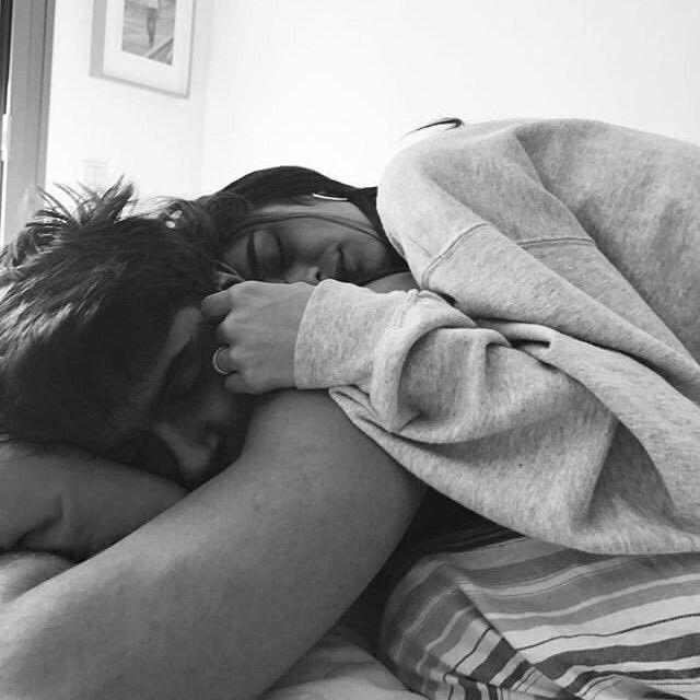 Девушка засыпает с парнем картинки