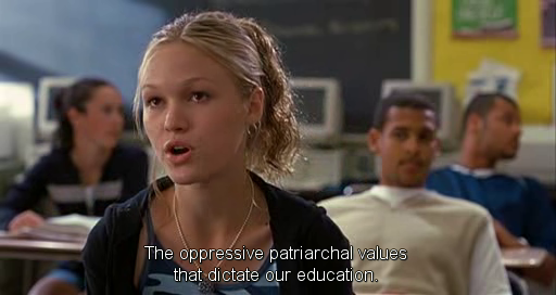 10 Things I Hate About You Funny Quotes: Kat - 10 Cosas Que Odio De Ti